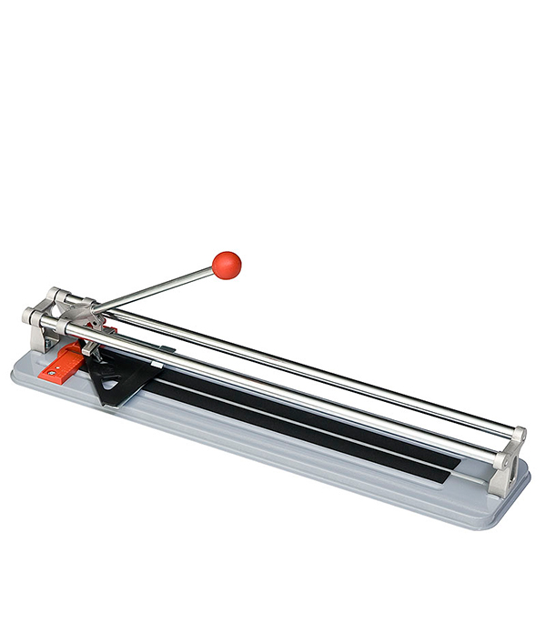Плиткорез Rubi Practic-60 600 мм с боковым упором рельсовый плиткорез 600 мм mtx professional 87688