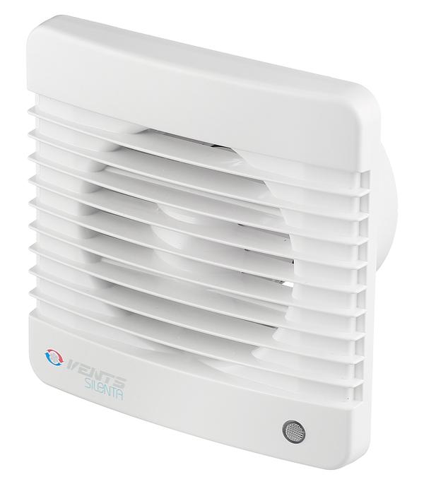 Вентилятор осевой d100 мм Вентс Силента М белый авторские бусы жемчуг хрусталь светская жизнь