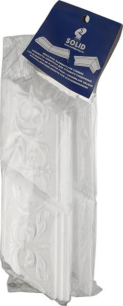 Уголок из пенополистирола универсальный Solid C846/85 упаковка 4 шт. фото