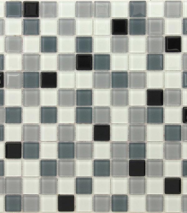 Мозаика Caramelle Galantus стеклянная 298х298х4 мм глянцевая