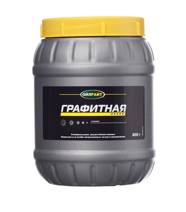Смазка графитная Oil Right 800 г