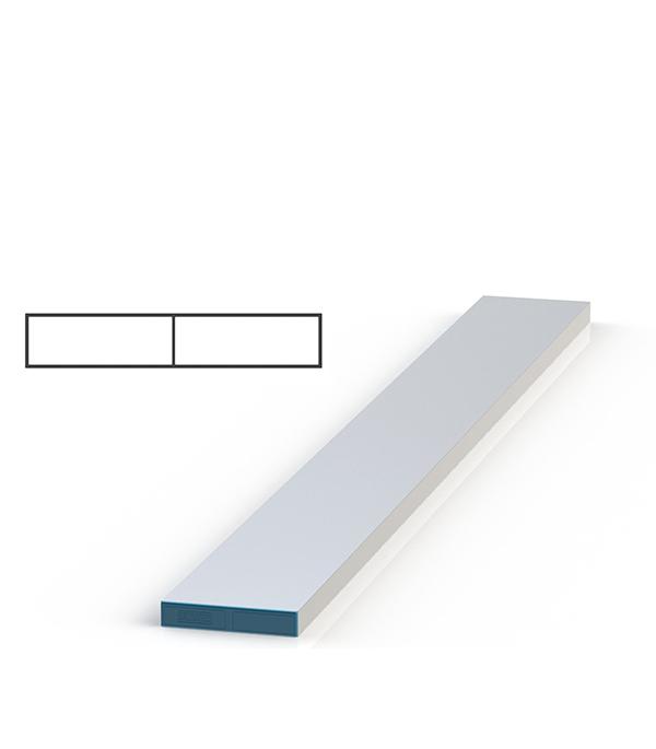 Правило алюминиевое 2,5 м прямоугольник