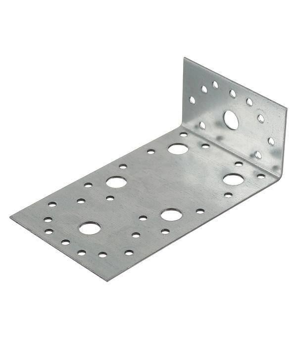 Уголок крепежный оцинкованный 60х150х90х2 мм уголок крепежный оцинкованный 105х105х90х2 5