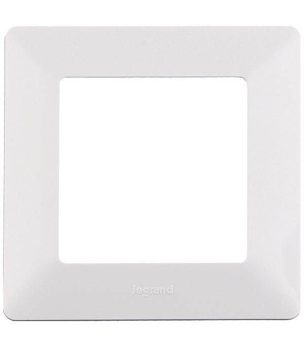 Купить Рамка одноместная универсальная Legrand Valena LIFE белый