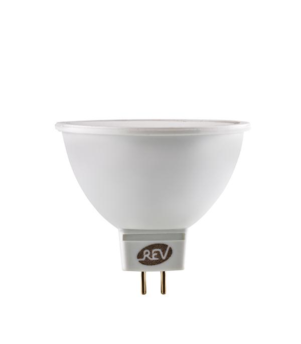купить Лампа светодиодная GU5.3 12V 7W MR16 3000K теплый свет онлайн