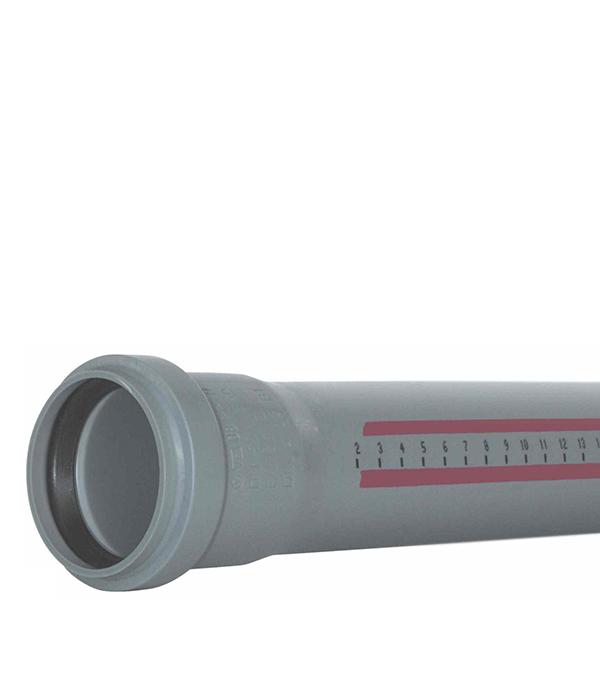 Труба канализационная внутренняя Ostendorf 32х2000 мм цена