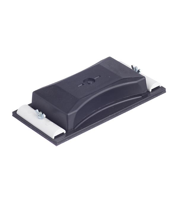 Шлифовальный блок 230х105 мм прижимной сеткодержатель на винтах santool 230х105 мм 010388 105 230