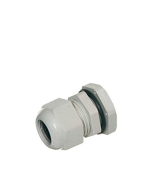 Кабельный ввод PG 7, d=5-6 мм 20шт сальник для ввода кабеля pg 29 d 18 24 мм