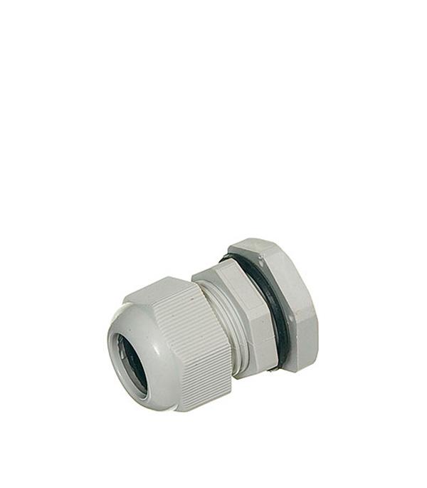 Кабельный ввод PG 9, d=6-7 мм 20шт сальник для ввода кабеля pg 29 d 18 24 мм