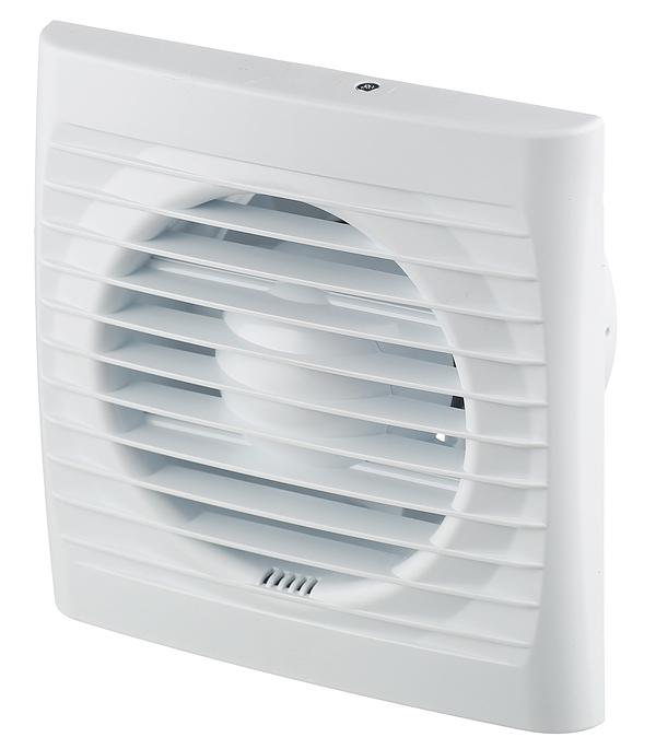 Вентилятор осевой d100 мм Auramax Optima 4 белый вентилятор optima 4 d100