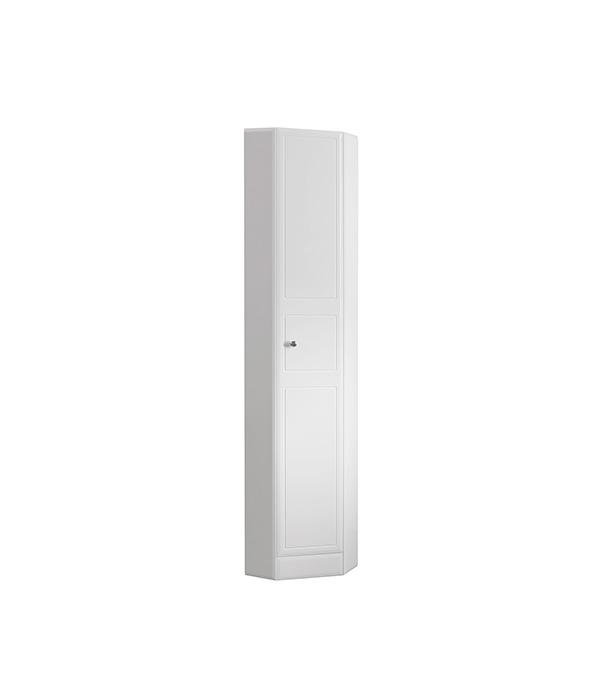 Пенал BELUX Адажио 380 мм угловой белый пенал для ванной альтерна тура 4501 белый