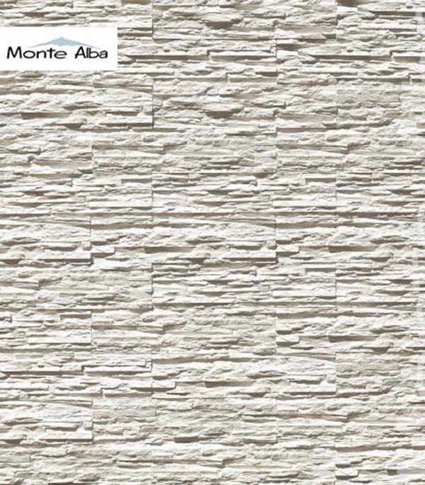 Камень искусственный Monte Alba Дорсет лэнд белый (9 шт.=0,33 кв.м) стоимость
