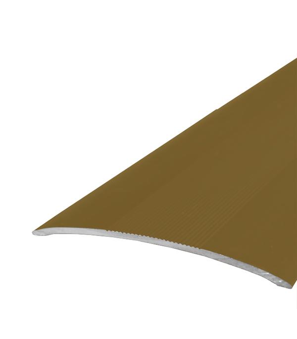 Порог стыкоперекрывающий 60х900 мм Золото стоимость