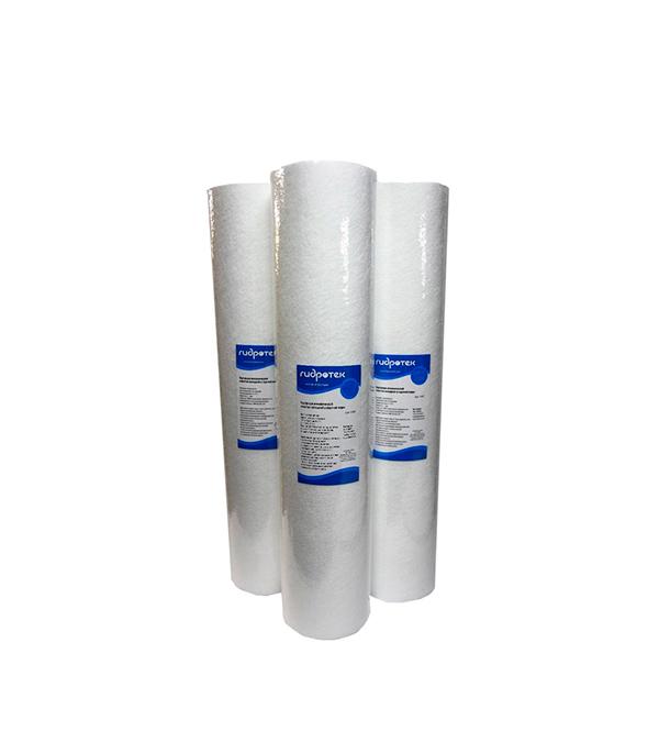 Картридж фильтра Гидротек SWF для горячей и холодной воды нитяной 10 мкм 10SL