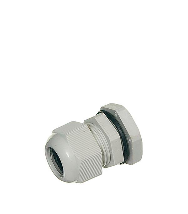 Кабельный ввод PG 11, d=7-9 мм 20шт сальник для ввода кабеля pg 29 d 18 24 мм