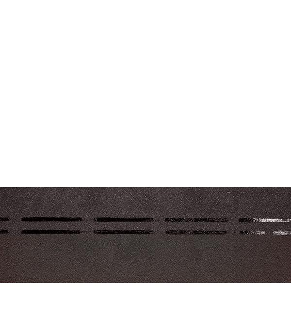 Черепица гибкая коньково-карнизная  Docke PIE Simple серый 7,26 кв.м