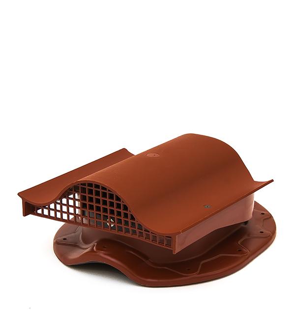 Аэратор Поливент-КТВ-вентиль для готовой кровли из металлочерепицы красный fey monterrey