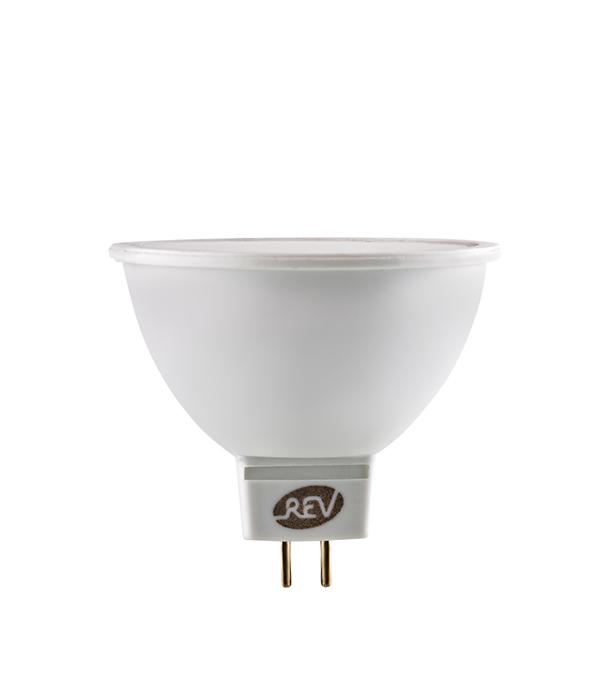 Лампа светодиодная REV 5 Вт GU5.3 рефлектор MR16 4000 К дневной свет 230 В