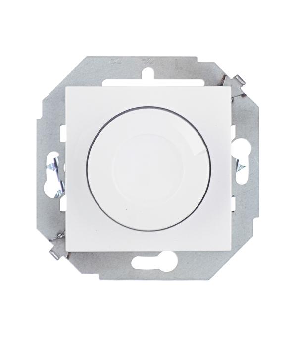 Диммер Simon 15 500Вт 230В белый механизм диммера 500вт 230в simon 15 белый
