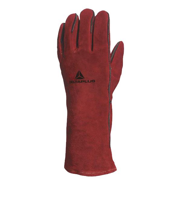 Перчатки для сварщика Delta Plus CA615K размер 10 (1 пара)