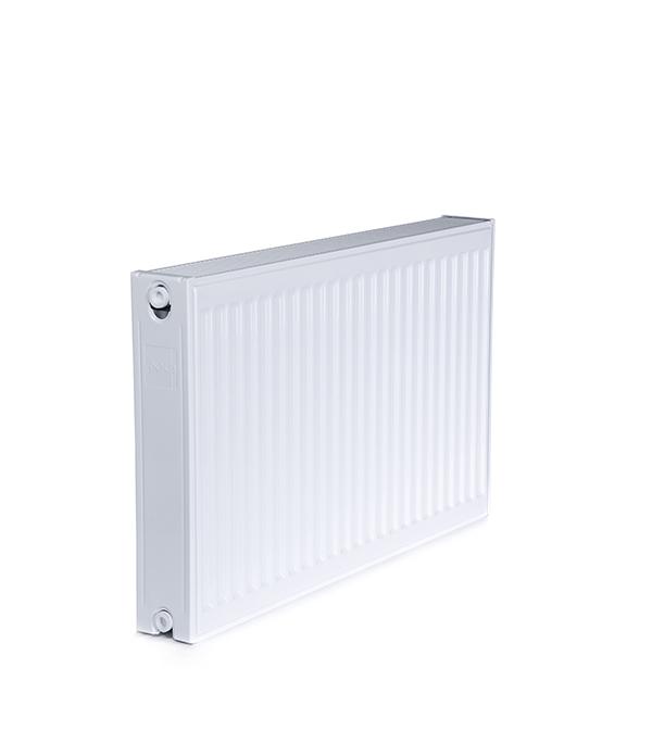 Радиатор стальной панельный тип 22 AXIS 500х800 мм 1/2 боковое подключение биметаллический радиатор rifar рифар b 500 нп 10 сек лев кол во секций 10 мощность вт 2040 подключение левое