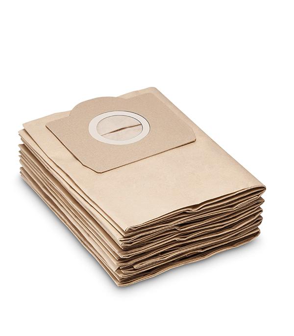 цена на Мешок для пылесоса Karcher (6.959-130.0) 17 л к модели WD 3 бумага (5 шт.)