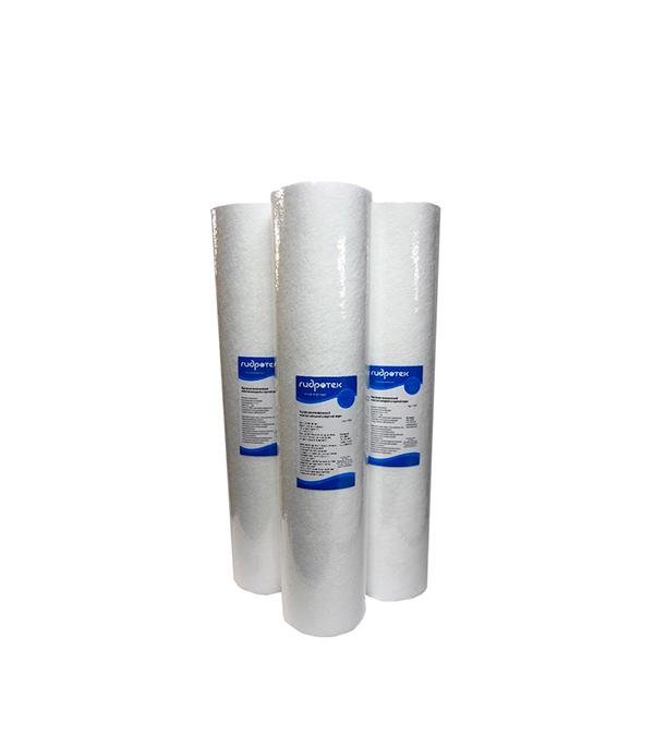 Картридж фильтра из вспененного полипропилена Гидротек PPF 10 - 10SL для г/в и х/в