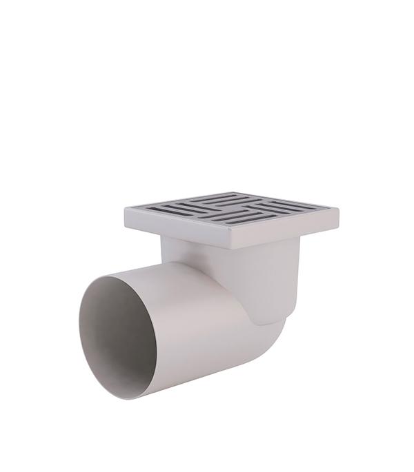 Трап горизонтальный решетка сталь 150x150 110 мм н/регулируемый TA 1112 душевой трап pestan square 3 150 мм 13000007