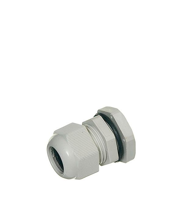 Кабельный ввод PG 13,5, d=7-11 мм 20шт сальник для ввода кабеля pg 29 d 18 24 мм