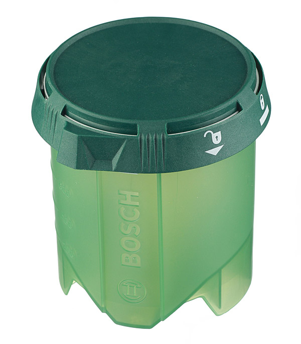 цена на Контейнер для краскораспылителя Bosch PFS 5000/PFS 3000 1000 мл