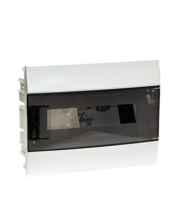 Щиток встраиваемый ABB Mistral для 12 модулей пластиковый 250х320х107 мм IP41 щиток встраиваемый abb mistral для 24 модулей пластиковый 435х320х107 мм ip41