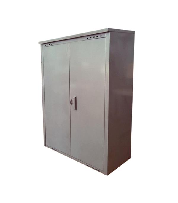 Шкаф двойной для газовых баллонов