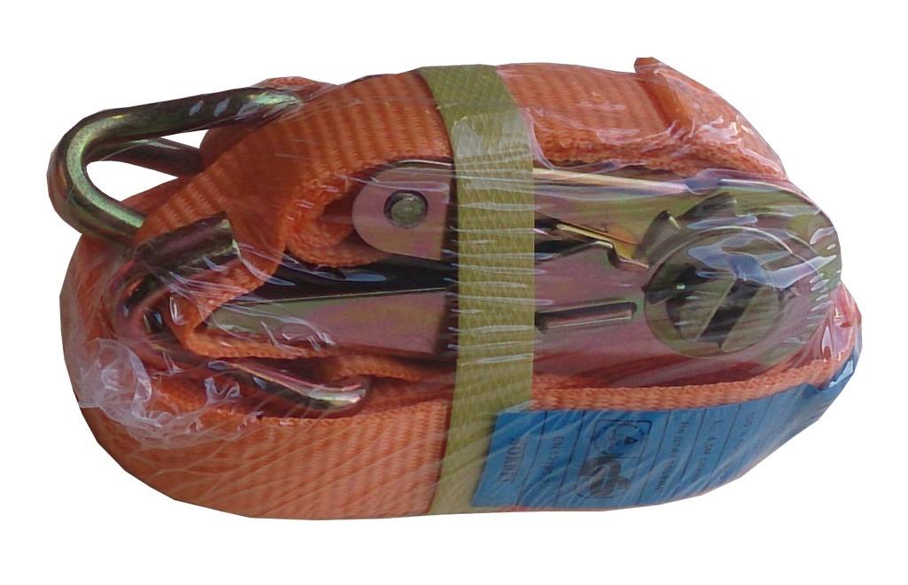Фото Стяжной ремень 25 мм х 5 м 0.5–1т полиэстер