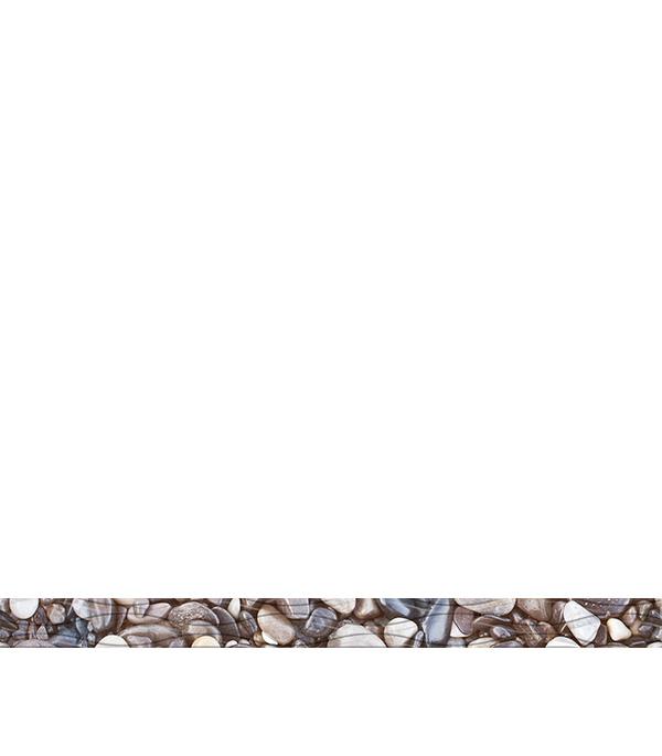 Плитка бордюр 400х30 мм Ванака бежевый плитка бордюр 600х65х8 мм триумф 01 бежевый