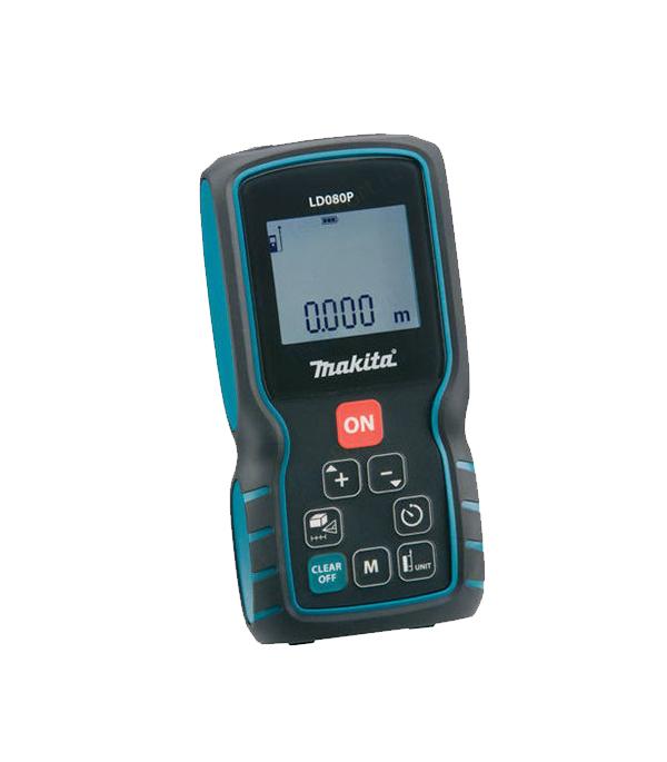Дальномер лазерный Makita LD080PI 80 м дальномер makita ld080pi