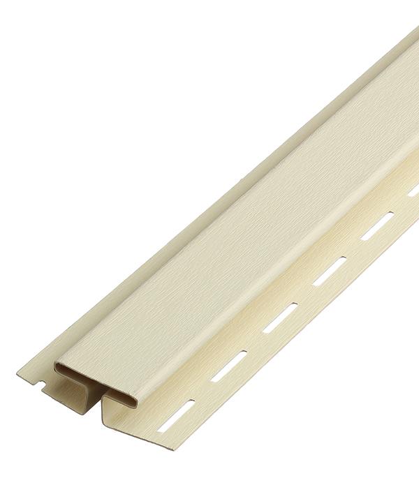 Н-профиль соединительный Vinyl-On 3050 мм шампань профиль д панелей пвх соединительный 3м белый