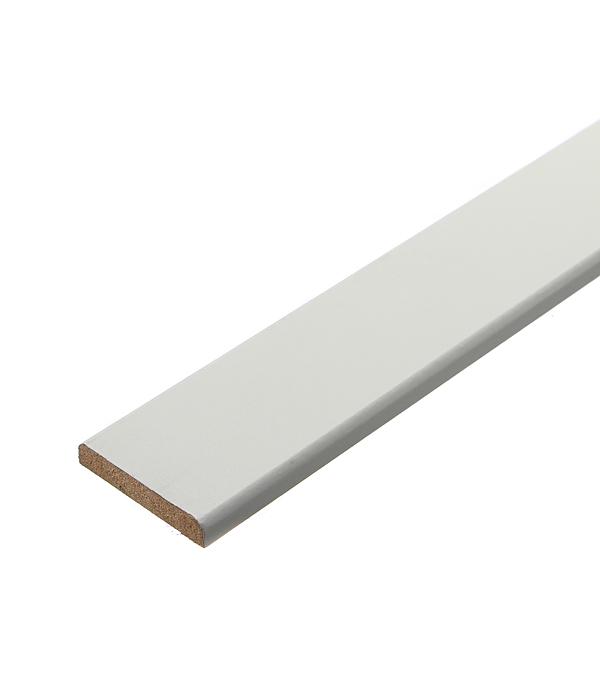 Наличник МДФ белый 58х10х2150 мм RAL (9003) сопутствующие товары