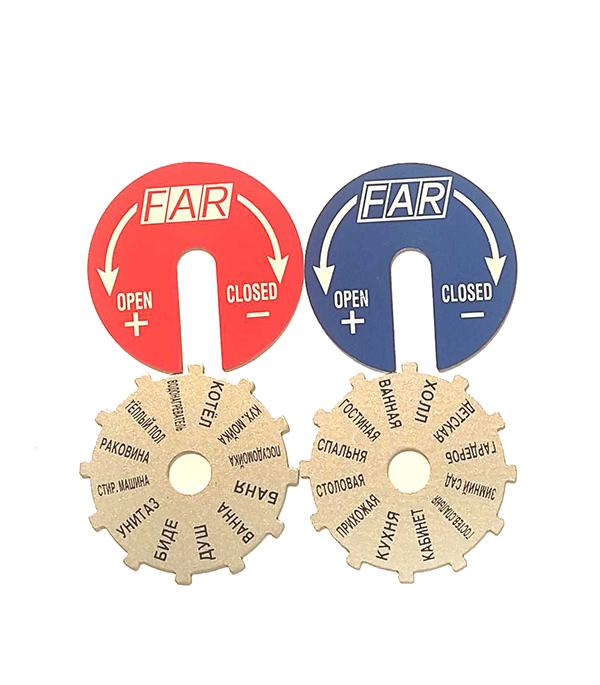 Коллектор Far (FK 3824 3412TP) 3/4 ВР(г)