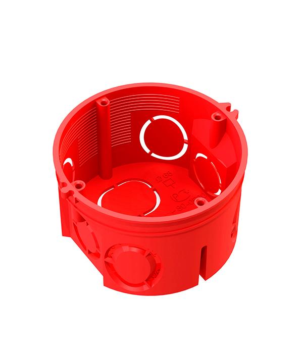 Коробка установочная Промрукав безгалогенная без соединителя 64х40 мм и в матвеева физико технические основы эксплуатации кирпичных стен