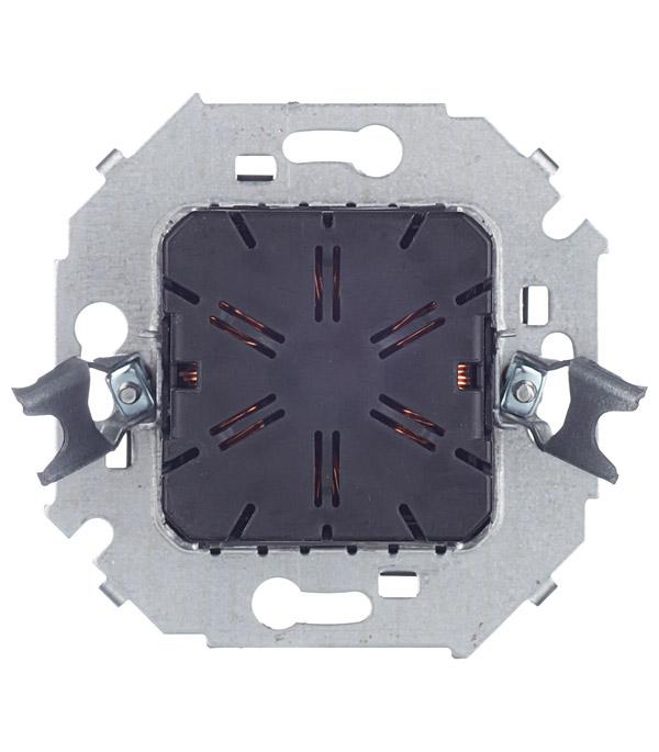 Диммер без рамки Simon 15 1591311-038 графит 40-500 Вт поворотно-нажимной фото