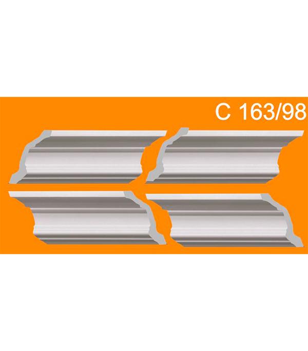 Уголки универсальные из пенополистирола EP 163/98 Solid (упак. 4 комп.) zhiyusun 7 inch touch screen 4 wire resistive panel for industrial 163 98 164 99