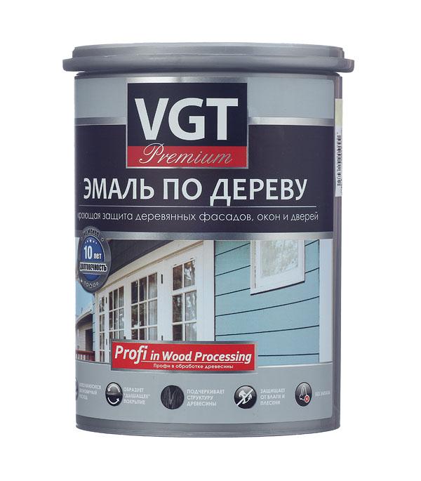 Эмаль акриловая по дереву Профи ванильная VGT 1 кг эмаль акриловая матовая синяя vgt 1 кг