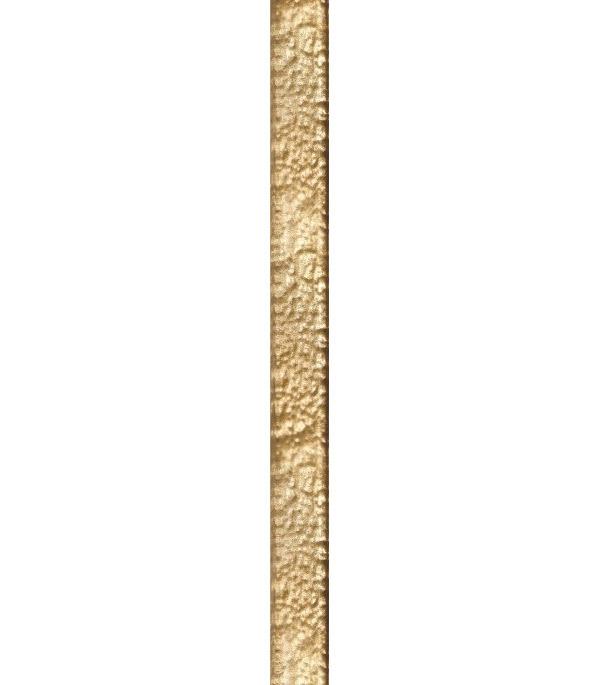 Плитка бордюр стеклянный 400х20х8,5мм Акцент 3 бежевый плитка бордюр стеклянный 600х20х8 мм эрантис золотой