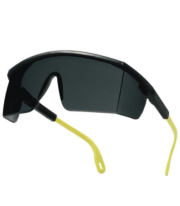 Очки защитные Delta Plus KILIMANDJARO открытые с затемнеными линзами фото