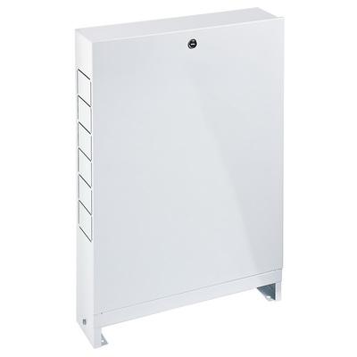 Коллекторный шкаф накладной Valtec ШРН-3 коллекторный шкаф wester шрн 5