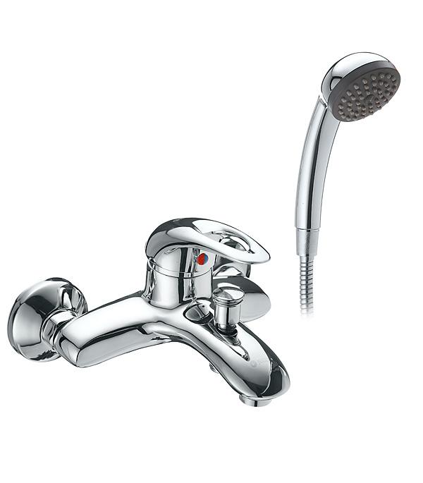 Смеситель для ванны и душа JUGUNI PHOENIX 10467 с коротким изливом однорычажный с лейкой смеситель juguni jgn0140 b 0402 656a