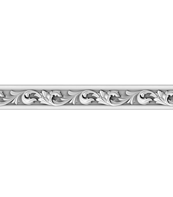 цена на Плинтус из пенополистирола 3D Panda 35/50 арт.533 35х35х2000 мм