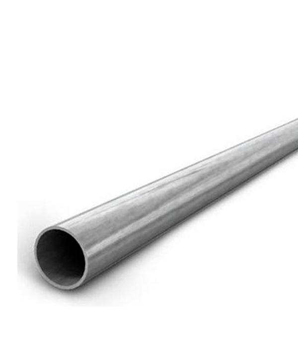 Купить Труба стальная электросварная оцинкованная 89х3.5х3000 мм, Оцинкованная сталь