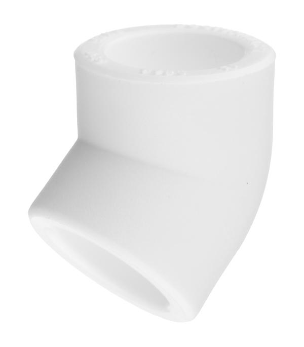 Угол полипропиленовый РТП 25 мм 45° угол полипропиленовый ртп 32х1 нр