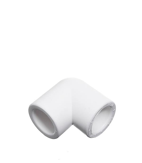 Угол полипропиленовый РТП 20 мм 90° угол полипропиленовый ртп 32х1 нр